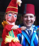 chris drewitt punch and judy club